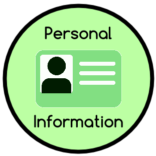 Personal Information Badge